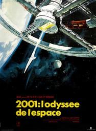 2001 : l'odyssée de l'espace / film de Stanley Kubrick | Kubrick, Stanley. Monteur