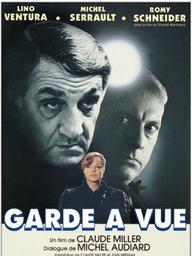 Garde à vue / film de Claude Miller | Miller, Claude (1942-2012). Monteur