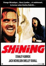 Shining / film de Stanley Kubrick | Kubrick, Stanley. Monteur