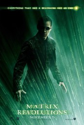 Matrix revolutions / film de Andy Wachowski et Larry Wachowski | Wachowski, Andy. Monteur