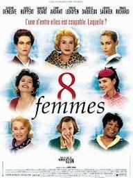 8 femmes / film de François Ozon. | Ozon, François. Monteur