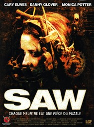 Saw / film de James Wan | Wan, James. Monteur
