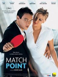Match point / film de Woody Allen | Allen, Woody (1935-....). Monteur