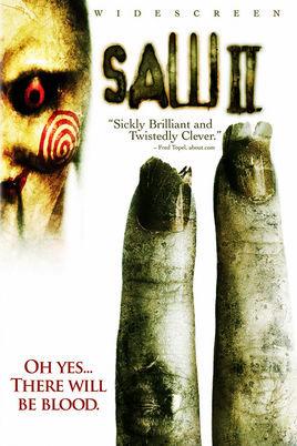 Saw II / film de Darren Lynn Bousman | Bousman, Darren Lynn. Monteur