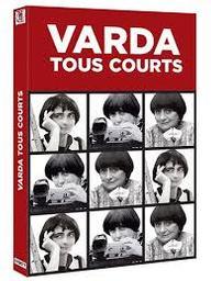 Varda tous courts / courts métrages d'Agnés Varda   Varda, Agnès (1928-....). Monteur