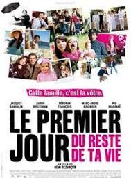Le premier jour du reste de ta vie / film de Rémi Bezançon | Bezançon, Rémi (1971-....). Monteur
