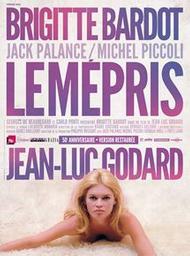 Le mépris / film de Jean-Luc Godard | Godard, Jean-Luc (1930-....). Monteur