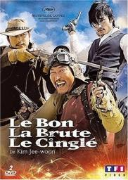 Le bon, la brute et le cinglé / film de Kim Jee-Woon   Kim, Jee-woon. Monteur