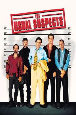 Usual suspects / film de Bryan Singer   Singer, Bryan. Monteur