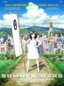 Summer wars / film d'animation de Mamoru Hosada |