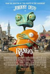 Rango / dessin animé de Gore Verbinski | Verbinski, Gore. Monteur