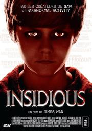 Insidious / film de James Wan | Wan, James. Monteur