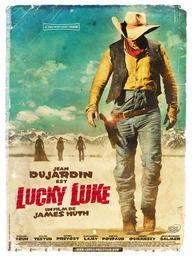 Lucky Luke / film de James Huth | Huth, James. Monteur. Scénariste