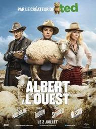 Albert à l'Ouest = A Million Ways to Die in the West / Seth MacFarlane, réal. | MacFarlane, Seth. Monteur. Scénariste. Interprète