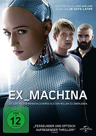 Ex-Machina / Alex Garland   Garland, Alex. Monteur