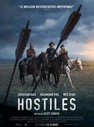 Hostiles / Scott Cooper | Cooper, Scott. Monteur