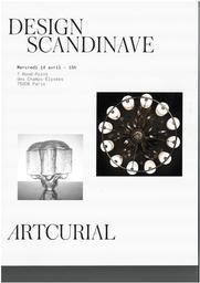 Design scandinave : vente du mercredi 14 avril 2021 / Poulain Hervé   Poulain Hervé