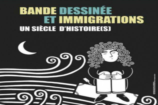 BANDES DESSINEES ET IMMIGRATIONS |